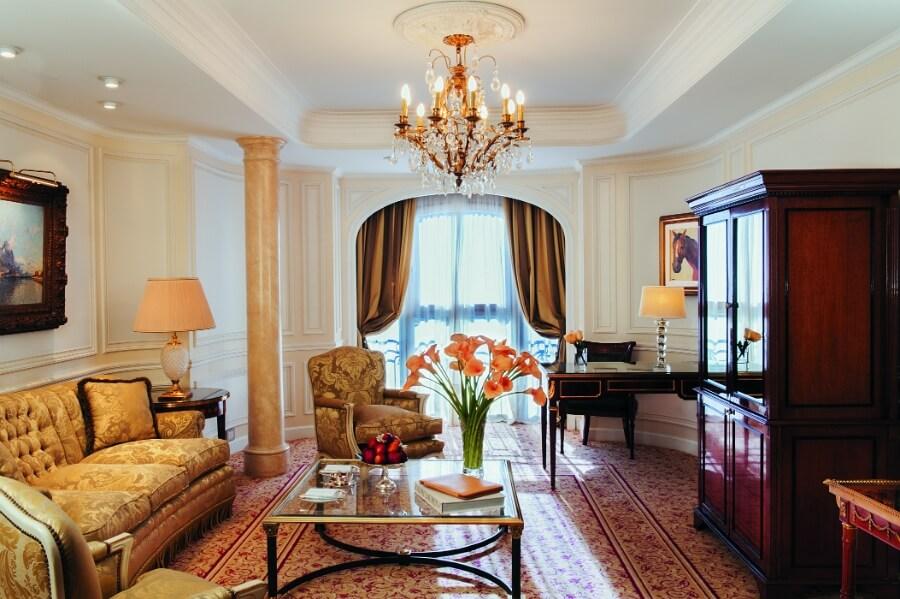 Alvear Palace Presidential Suite