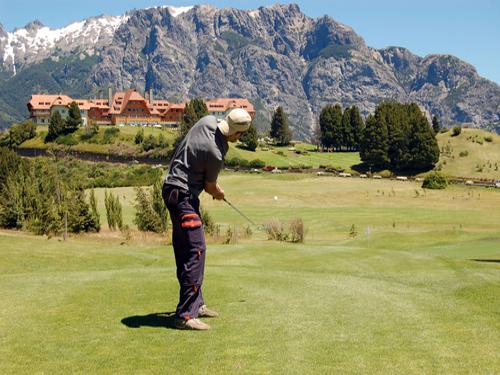 bariloche golf