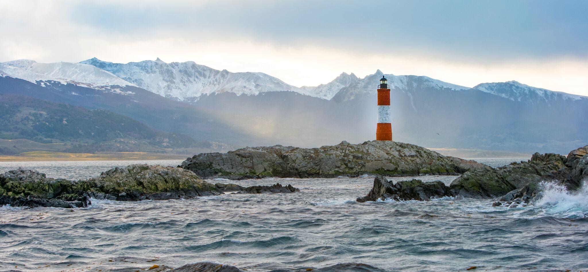 Tierra del Fuego in winter