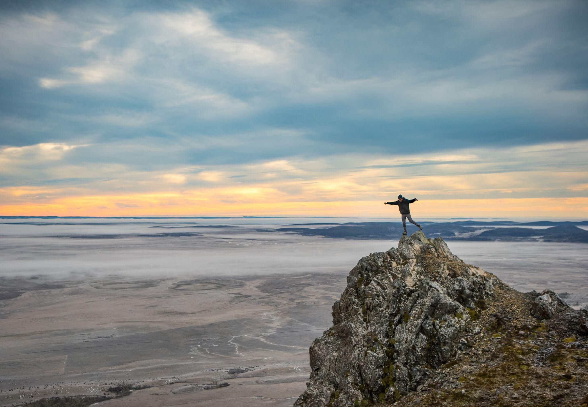 Pietre Grande in Tierra del Fuego