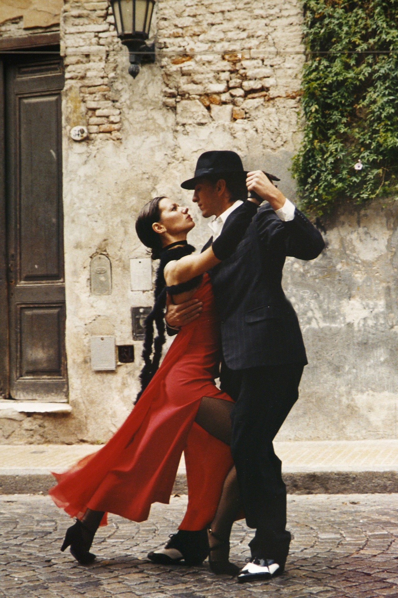 street tango in buenos aires