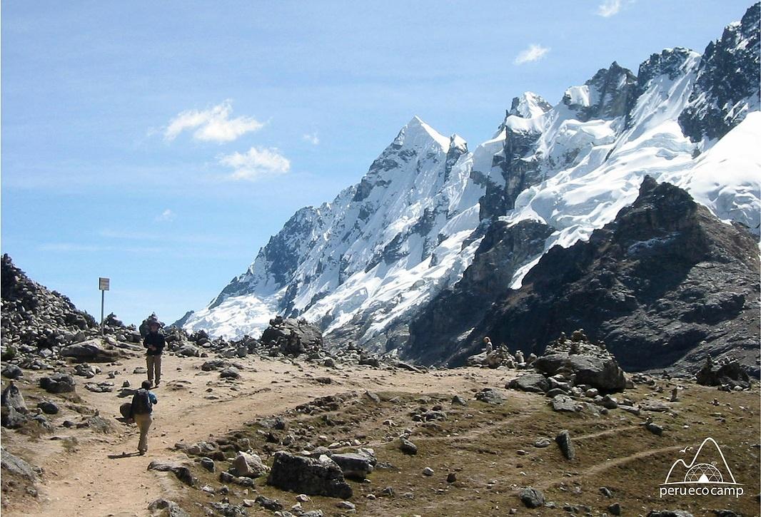 trail to salkantay