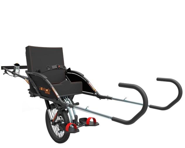 wheelchair joelette