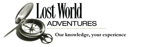 Lost World Adventures Logo
