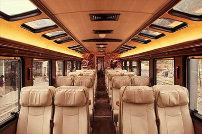 inca rail voyager