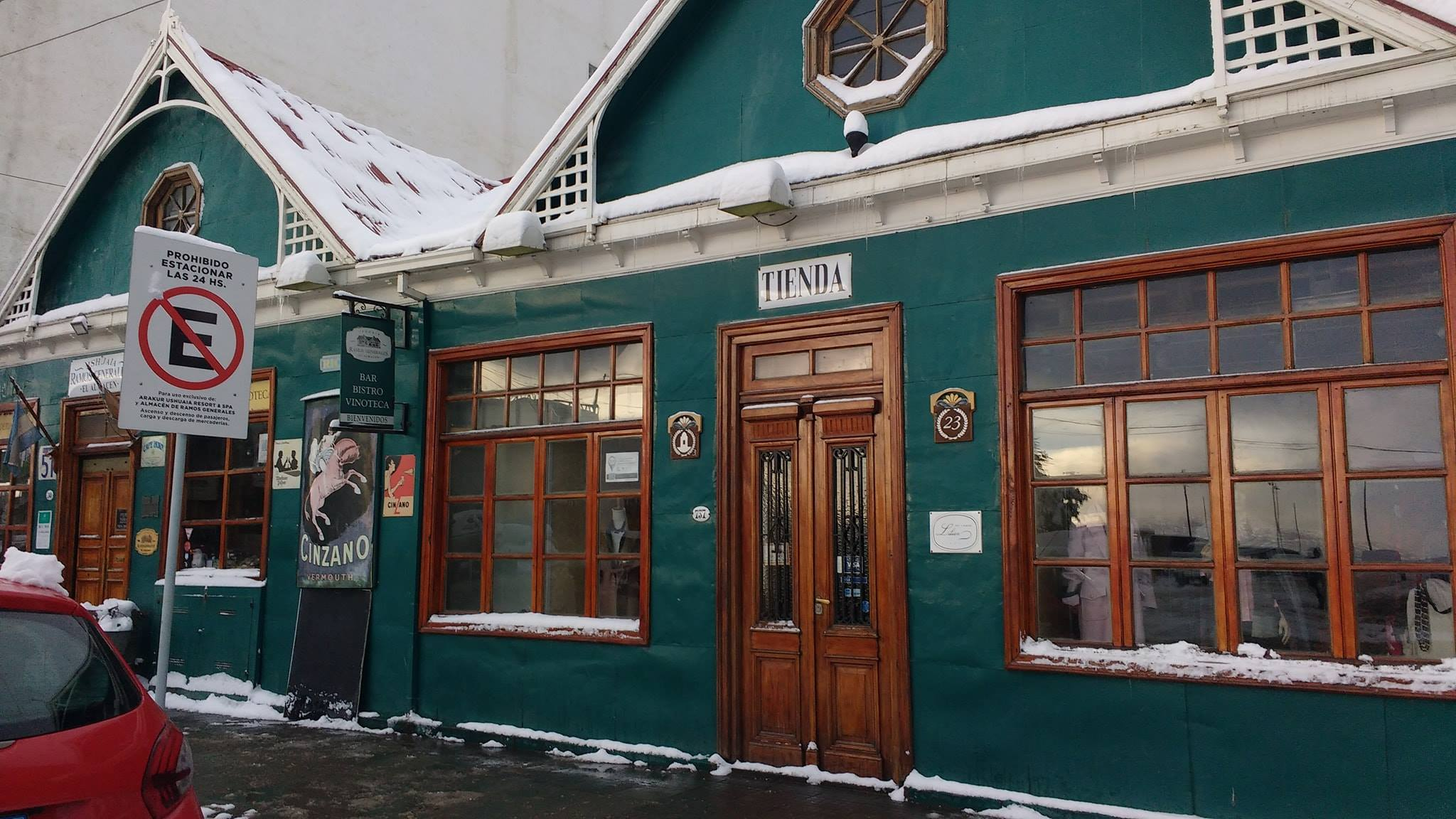 Our 4 favorite restaurants in Ushuaia