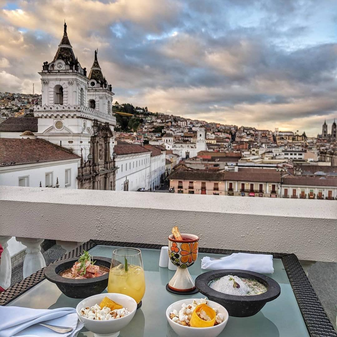 Our 3 favorite hotels in Quito