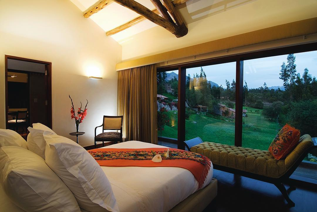 Our favorite 3 hotels in Sacred Valley, Peru
