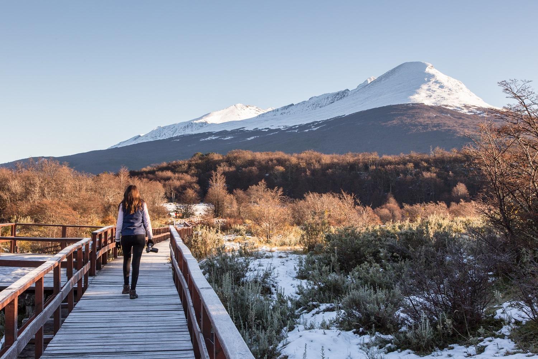 USH. Ushuaia rzd