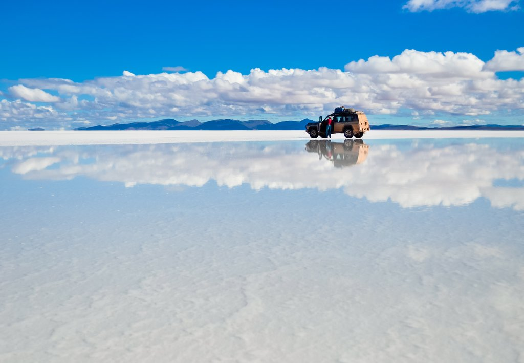 5 Things to See in the Uyuni Salt Flats