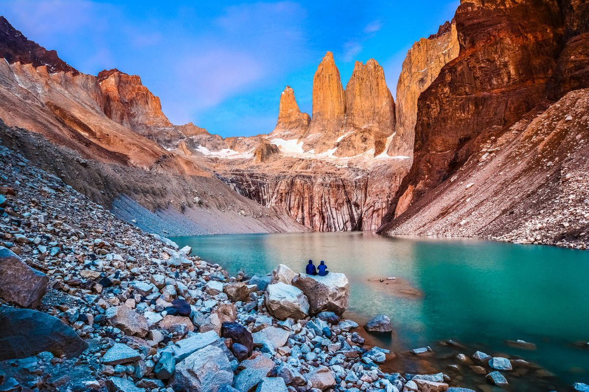 Travel Talk Friday - Patagonia Unraveled