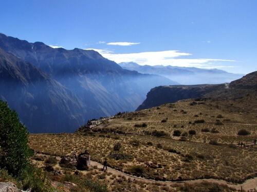 Arequipa & the Colca Canyon