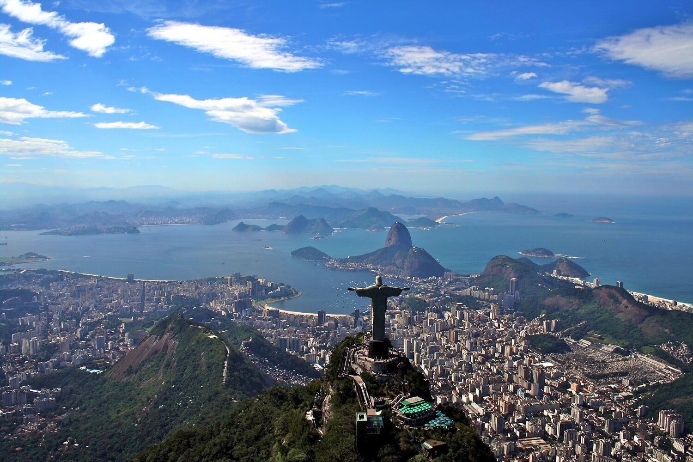 RIO. Sugarloaf & Corcovado